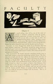 Page 13, 1937 Edition, Haverford College - Record Yearbook (Haverford, PA) online yearbook collection