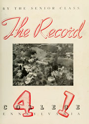 Page 7, 1941 Edition, Haverford College - Record Yearbook (Haverford, PA) online yearbook collection