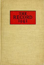 Page 1, 1942 Edition, Haverford College - Record Yearbook (Haverford, PA) online yearbook collection