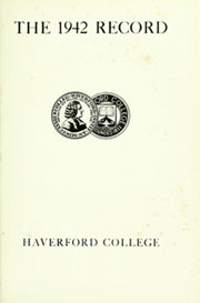 Page 5, 1942 Edition, Haverford College - Record Yearbook (Haverford, PA) online yearbook collection