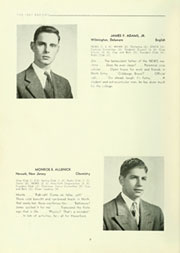 Page 12, 1947 Edition, Haverford College - Record Yearbook (Haverford, PA) online yearbook collection