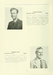 Page 14, 1947 Edition, Haverford College - Record Yearbook (Haverford, PA) online yearbook collection
