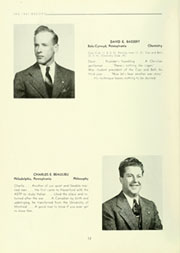 Page 16, 1947 Edition, Haverford College - Record Yearbook (Haverford, PA) online yearbook collection