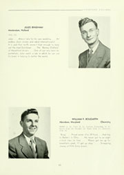 Page 17, 1947 Edition, Haverford College - Record Yearbook (Haverford, PA) online yearbook collection