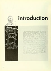 Page 8, 1950 Edition, Haverford College - Record Yearbook (Haverford, PA) online yearbook collection