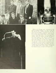 Page 10, 1968 Edition, Haverford College - Record Yearbook (Haverford, PA) online yearbook collection