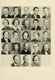 Page 11, 1940 Edition, Louisburg College - Oak Yearbook (Louisburg, NC) online yearbook collection