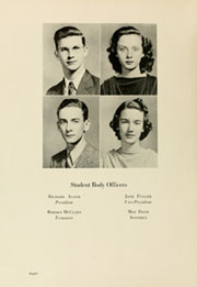 Page 12, 1940 Edition, Louisburg College - Oak Yearbook (Louisburg, NC) online yearbook collection