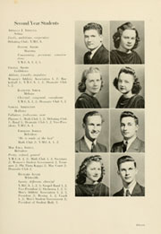 Page 15, 1940 Edition, Louisburg College - Oak Yearbook (Louisburg, NC) online yearbook collection