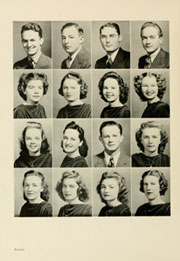 Page 16, 1940 Edition, Louisburg College - Oak Yearbook (Louisburg, NC) online yearbook collection