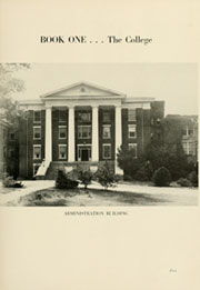 Page 9, 1940 Edition, Louisburg College - Oak Yearbook (Louisburg, NC) online yearbook collection