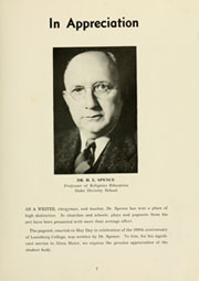 Page 11, 1947 Edition, Louisburg College - Oak Yearbook (Louisburg, NC) online yearbook collection