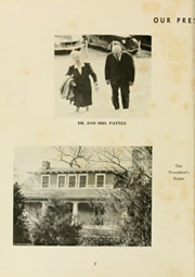 Page 12, 1947 Edition, Louisburg College - Oak Yearbook (Louisburg, NC) online yearbook collection