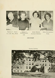 Page 15, 1947 Edition, Louisburg College - Oak Yearbook (Louisburg, NC) online yearbook collection