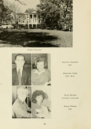Page 16, 1947 Edition, Louisburg College - Oak Yearbook (Louisburg, NC) online yearbook collection