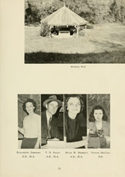 Page 17, 1947 Edition, Louisburg College - Oak Yearbook (Louisburg, NC) online yearbook collection