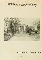 Page 6, 1947 Edition, Louisburg College - Oak Yearbook (Louisburg, NC) online yearbook collection