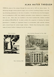 Page 8, 1947 Edition, Louisburg College - Oak Yearbook (Louisburg, NC) online yearbook collection