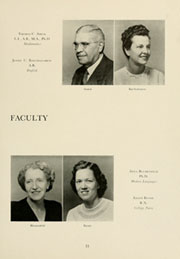 Page 15, 1948 Edition, Louisburg College - Oak Yearbook (Louisburg, NC) online yearbook collection