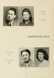 Page 16, 1948 Edition, Louisburg College - Oak Yearbook (Louisburg, NC) online yearbook collection