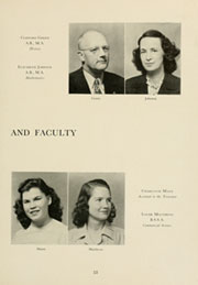 Page 17, 1948 Edition, Louisburg College - Oak Yearbook (Louisburg, NC) online yearbook collection