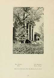 Page 6, 1948 Edition, Louisburg College - Oak Yearbook (Louisburg, NC) online yearbook collection