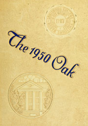 Page 1, 1950 Edition, Louisburg College - Oak Yearbook (Louisburg, NC) online yearbook collection