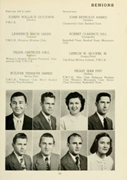 Page 17, 1950 Edition, Louisburg College - Oak Yearbook (Louisburg, NC) online yearbook collection