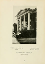 Page 6, 1950 Edition, Louisburg College - Oak Yearbook (Louisburg, NC) online yearbook collection
