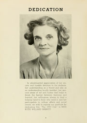 Page 8, 1950 Edition, Louisburg College - Oak Yearbook (Louisburg, NC) online yearbook collection