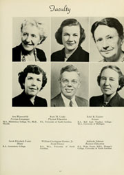 Page 15, 1954 Edition, Louisburg College - Oak Yearbook (Louisburg, NC) online yearbook collection