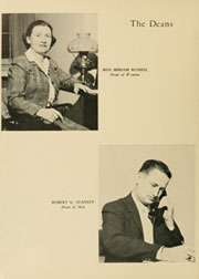 Page 14, 1958 Edition, Louisburg College - Oak Yearbook (Louisburg, NC) online yearbook collection