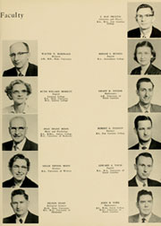 Page 17, 1958 Edition, Louisburg College - Oak Yearbook (Louisburg, NC) online yearbook collection