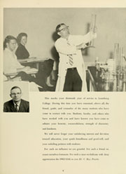 Page 13, 1962 Edition, Louisburg College - Oak Yearbook (Louisburg, NC) online yearbook collection