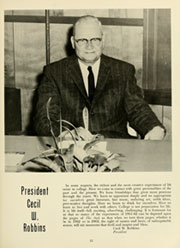 Page 17, 1962 Edition, Louisburg College - Oak Yearbook (Louisburg, NC) online yearbook collection