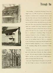 Page 8, 1962 Edition, Louisburg College - Oak Yearbook (Louisburg, NC) online yearbook collection