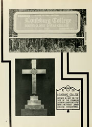 Page 10, 1976 Edition, Louisburg College - Oak Yearbook (Louisburg, NC) online yearbook collection