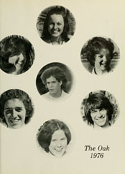Page 5, 1976 Edition, Louisburg College - Oak Yearbook (Louisburg, NC) online yearbook collection