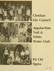 Page 15, 1980 Edition, Louisburg College - Oak Yearbook (Louisburg, NC) online yearbook collection