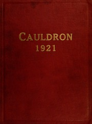 Page 1, 1921 Edition, Northeastern University - Cauldron Yearbook (Boston, MA) online yearbook collection
