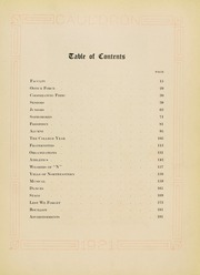 Page 13, 1921 Edition, Northeastern University - Cauldron Yearbook (Boston, MA) online yearbook collection