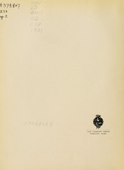 Page 6, 1921 Edition, Northeastern University - Cauldron Yearbook (Boston, MA) online yearbook collection