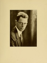 Page 11, 1926 Edition, Northeastern University - Cauldron Yearbook (Boston, MA) online yearbook collection