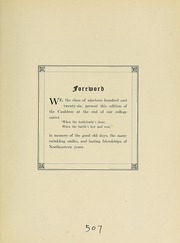 Page 9, 1926 Edition, Northeastern University - Cauldron Yearbook (Boston, MA) online yearbook collection