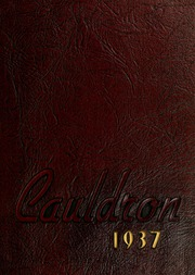 Northeastern University - Cauldron Yearbook (Boston, MA) online yearbook collection, 1937 Edition, Page 1