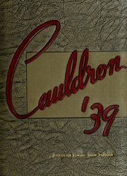 Northeastern University - Cauldron Yearbook (Boston, MA) online yearbook collection, 1939 Edition, Page 1