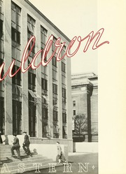 Page 7, 1939 Edition, Northeastern University - Cauldron Yearbook (Boston, MA) online yearbook collection
