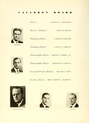 Page 10, 1940 Edition, Northeastern University - Cauldron Yearbook (Boston, MA) online yearbook collection