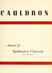 Page 9, 1940 Edition, Northeastern University - Cauldron Yearbook (Boston, MA) online yearbook collection
