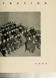 Page 15, 1941 Edition, Northeastern University - Cauldron Yearbook (Boston, MA) online yearbook collection